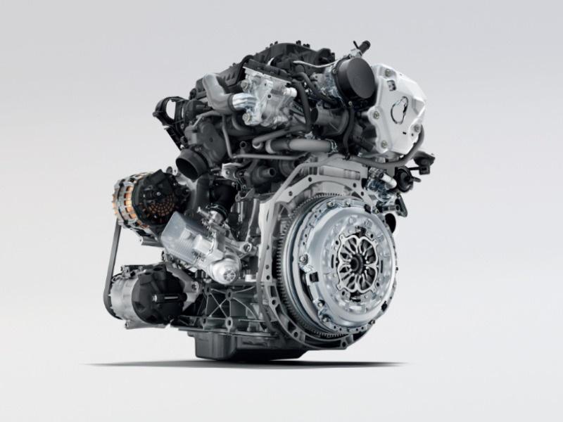 Modernste, leistungsstarke und sparsame Dieselmotoren mit Twin-Turbo Technologie.