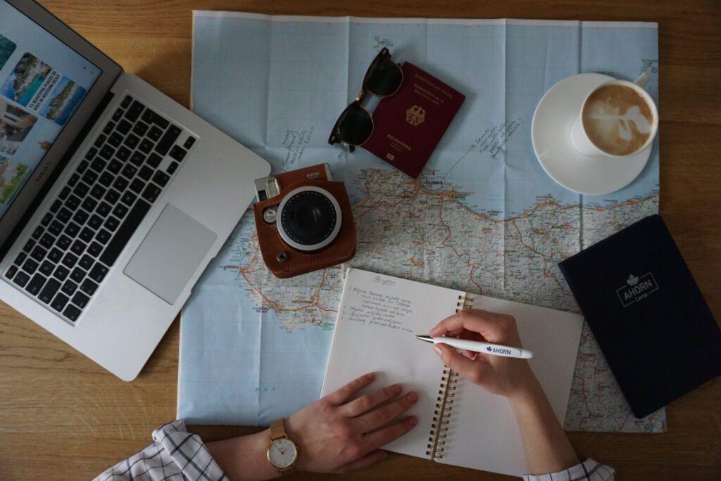 Bild Checkliste für den Wohnmobil Urlaub